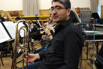 Erkin Yusupov Bolshoi theater of Russia principal trombone